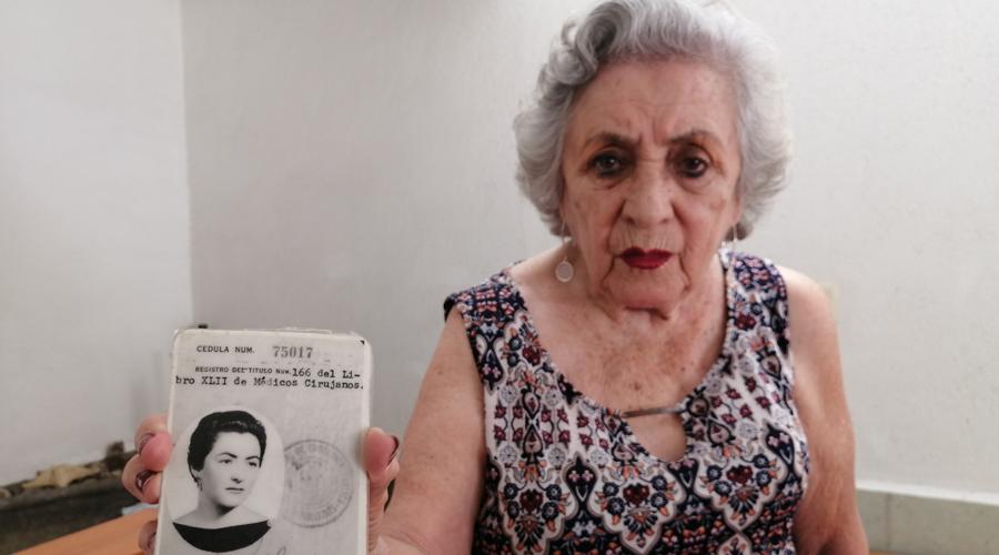Alma Woolrich Ramírez, la médico que rompió paradigmas en Oaxaca | El Imparcial de Oaxaca