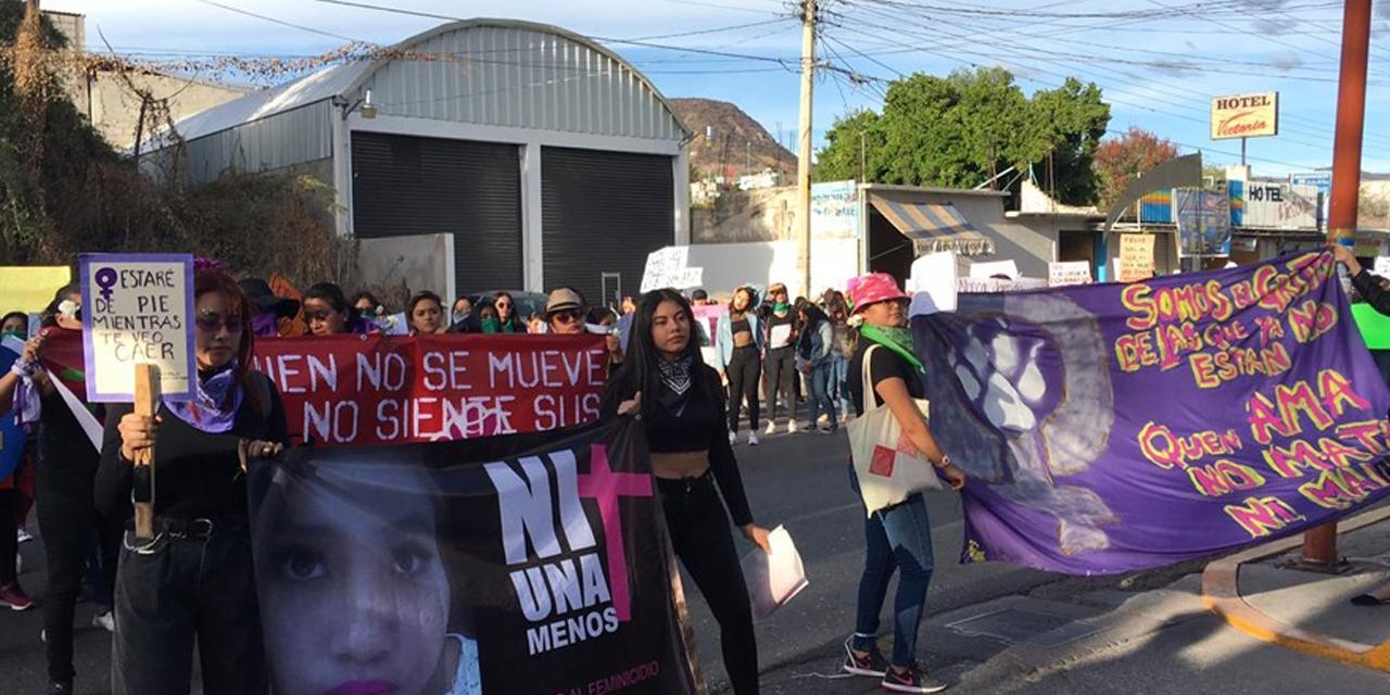 Buscan documentar experiencias tras paro nacional de mujeres | El Imparcial de Oaxaca