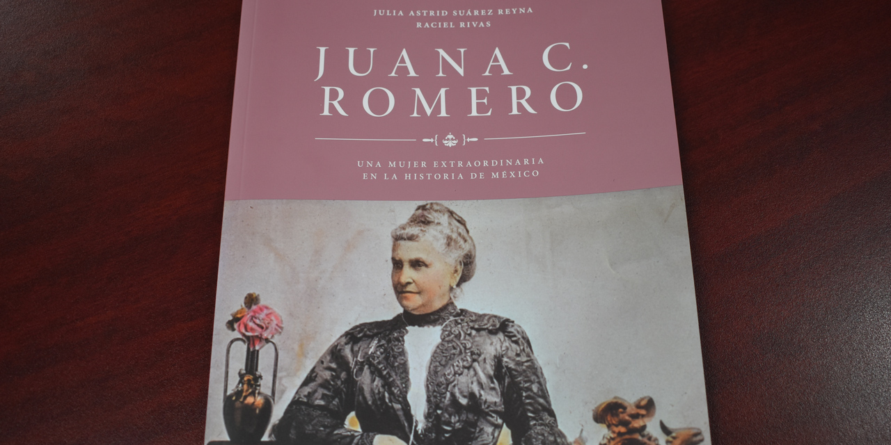 "Dice escritora oaxaqueña ""Llevaré a Juana Cata Romero al mundo"""