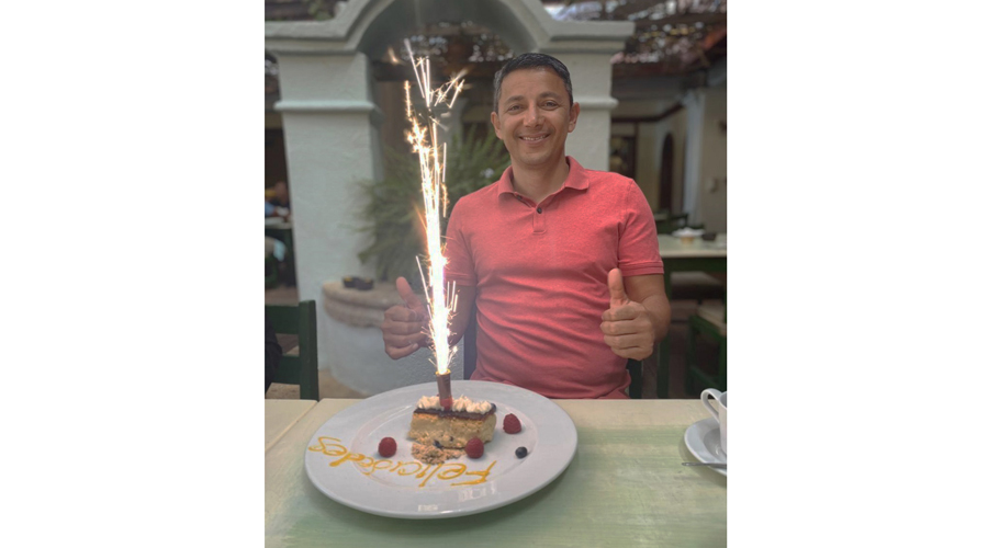 ¡Feliz cumple, Jorge Abdala!