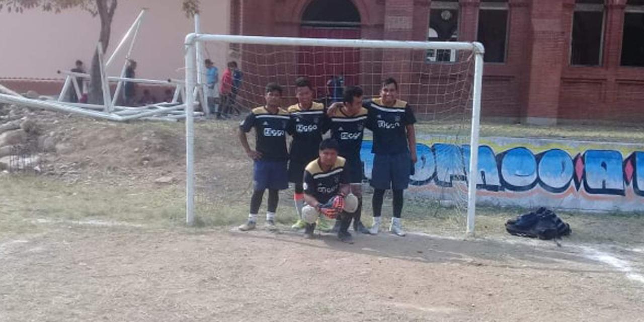 ´Klave´ gana torneo de fiestas patronales en la Sierra Mixe | El Imparcial de Oaxaca