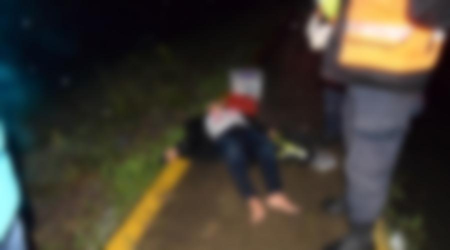 Muere hombre y su esposa resulta severamente lesionada tras ser arrollados | El Imparcial de Oaxaca