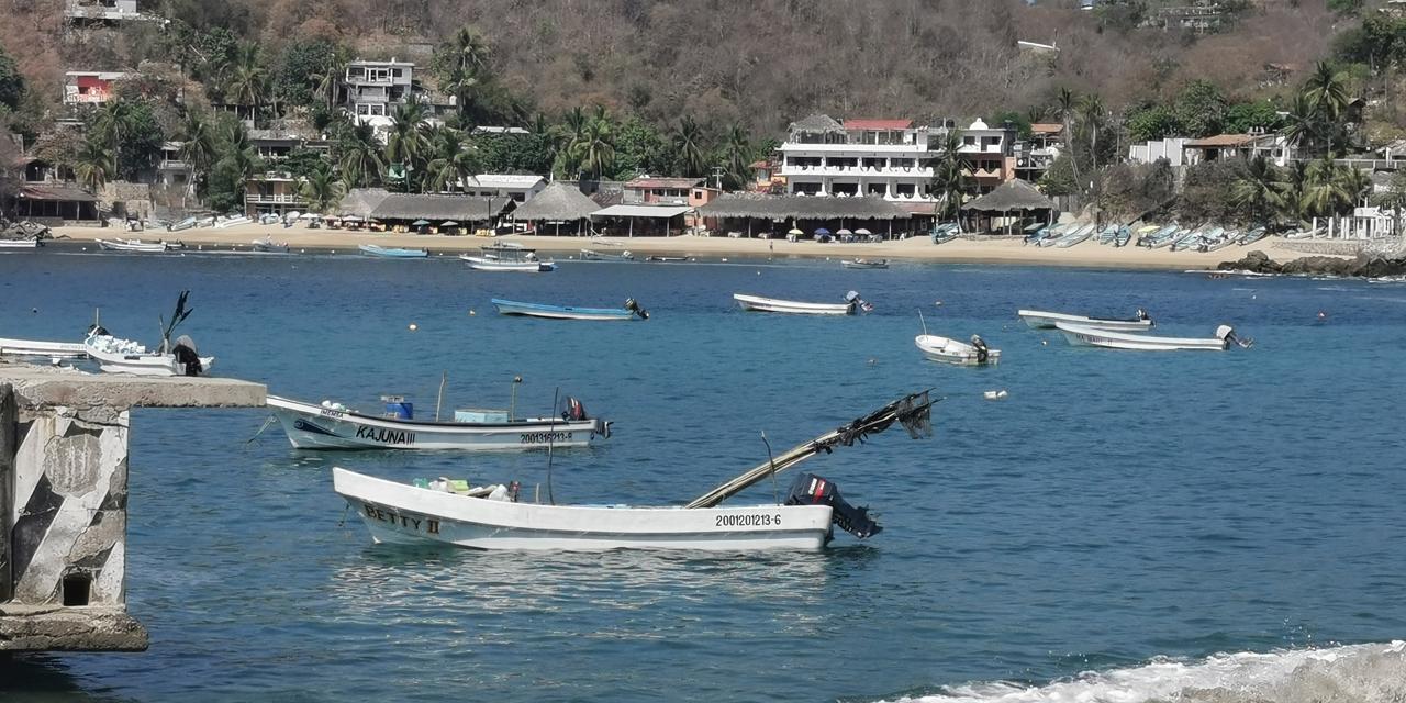 Covid-19 afecta a la pesca ribereña en Puerto Ángel | El Imparcial de Oaxaca