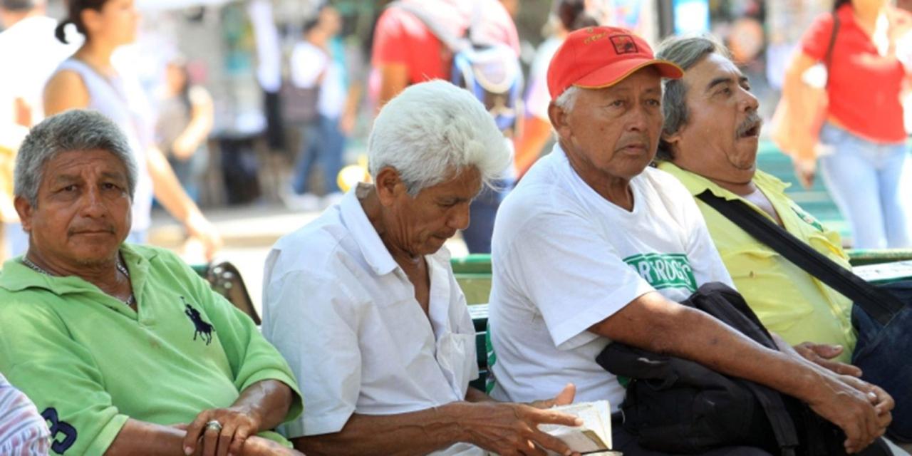 Personas de la tercera edad están sin resguardo ante Covid-19 | El Imparcial de Oaxaca