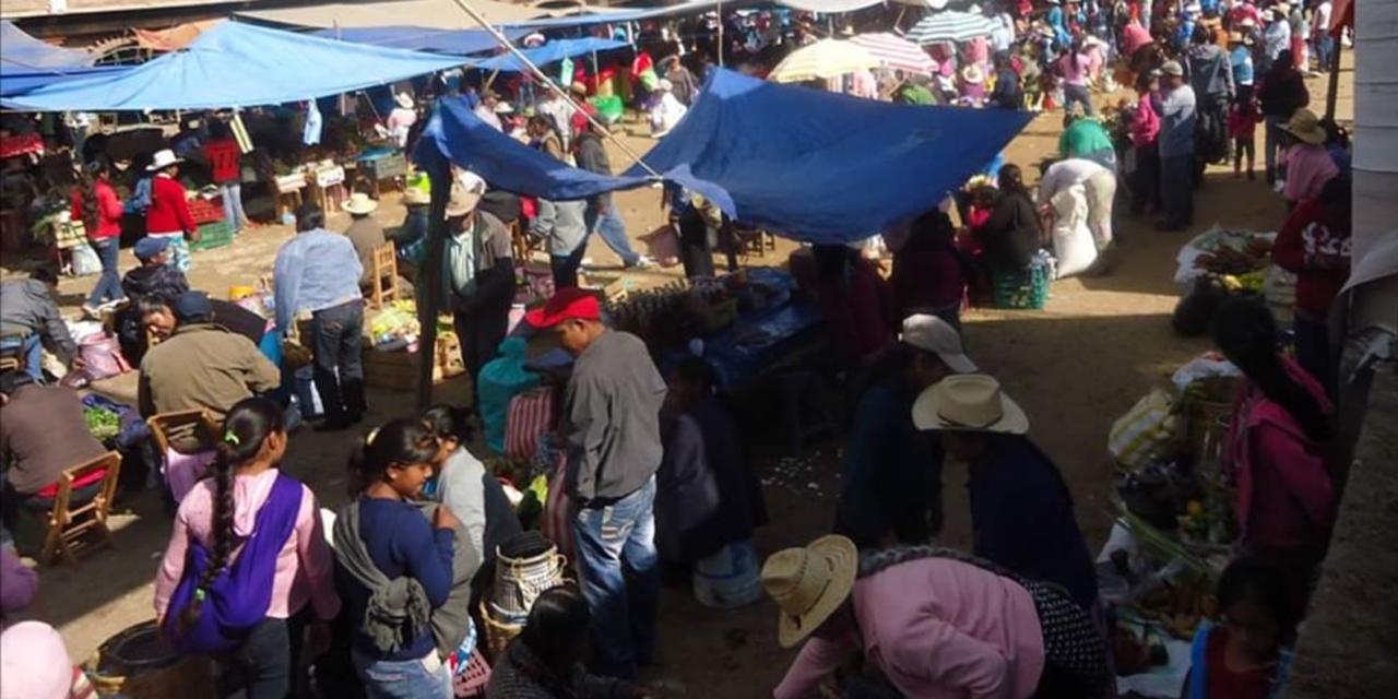 Por coronavirus, suspenden días de plaza en pueblos de la Mixteca | El Imparcial de Oaxaca