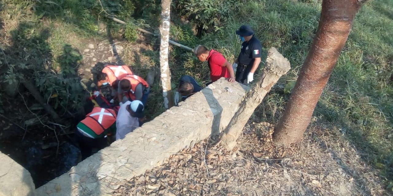 Derrape fatal; mueren dos en accidente de moto | El Imparcial de Oaxaca