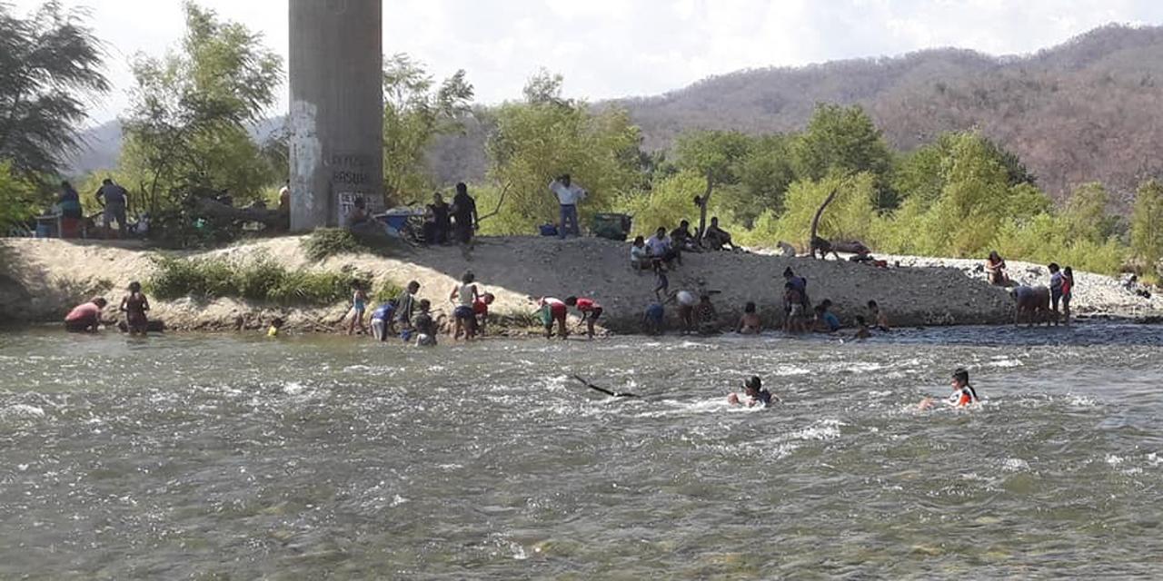 Denuncian probable ecocidio en Río Copalita | El Imparcial de Oaxaca