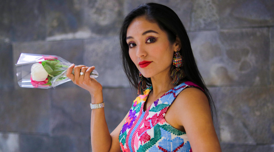 Laura Cuevas canta por las mujeres   El Imparcial de Oaxaca