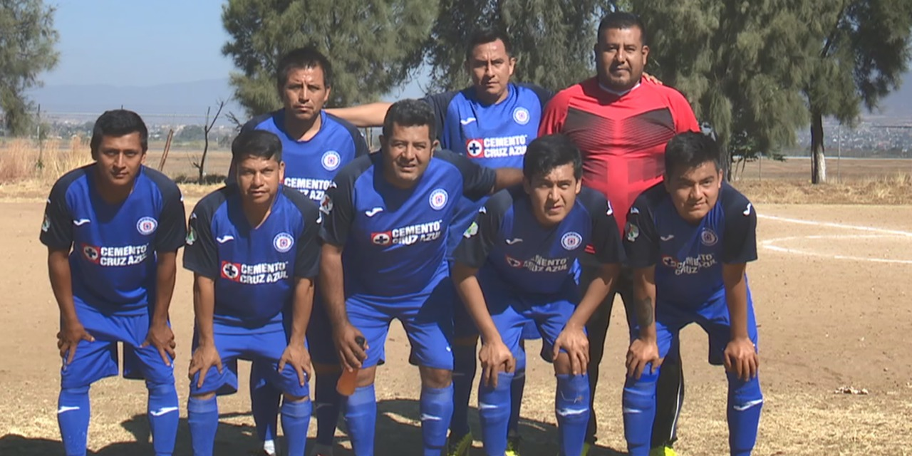 Cruz Azul vence a 'Los Optimistas' en torneo de La Raya | El Imparcial de Oaxaca