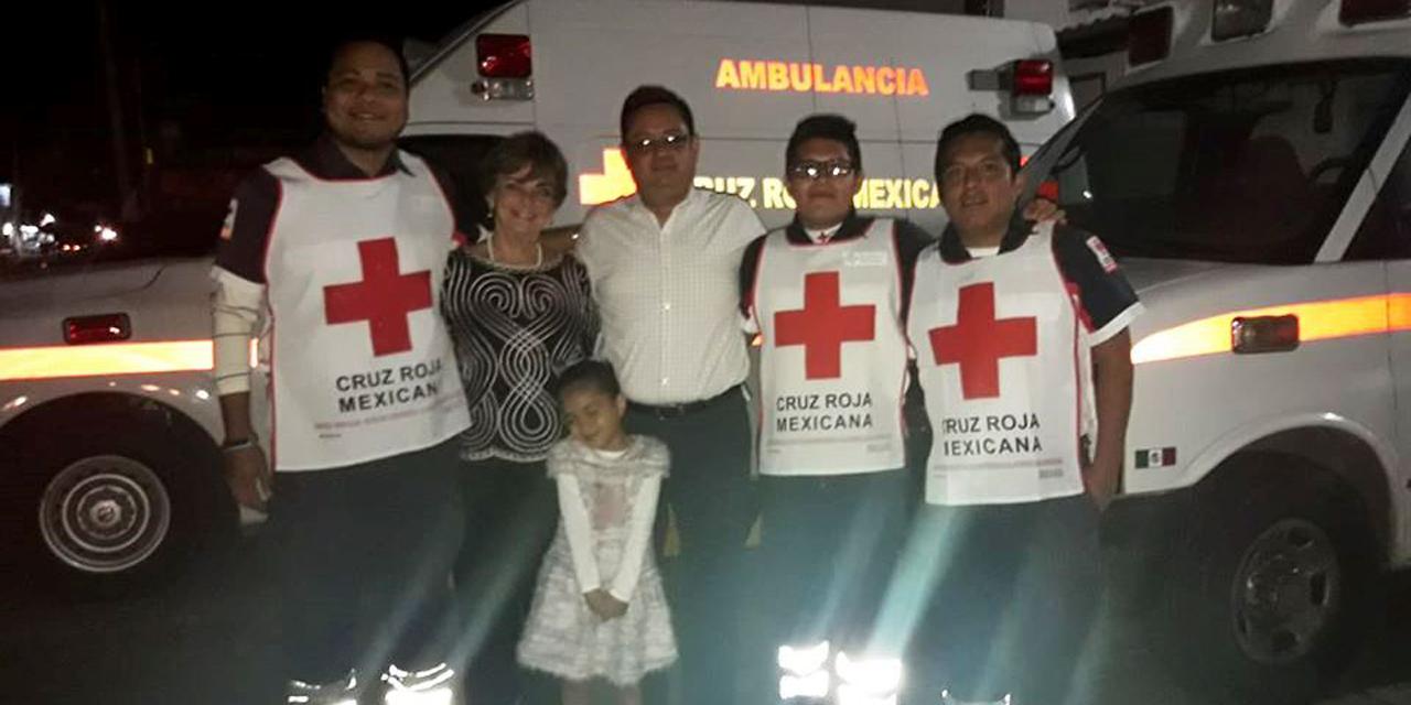 Cruz Roja enfrenta falta de donativos | El Imparcial de Oaxaca