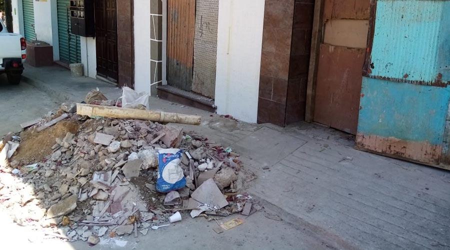 Roban en domicilio en costrucción de Ixcotel | El Imparcial de Oaxaca