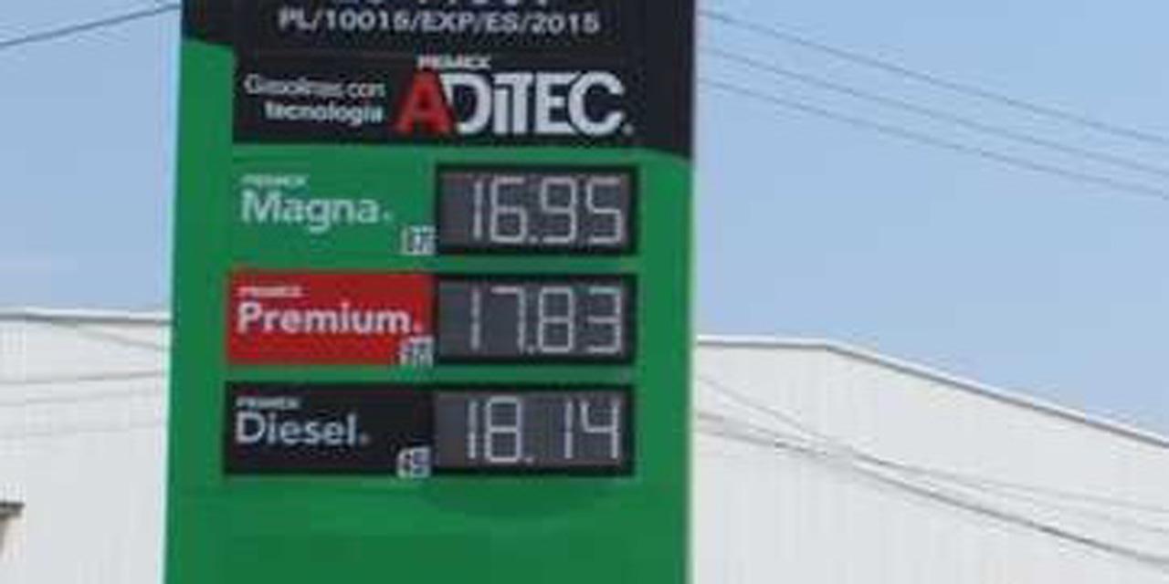 Baja la gasolina y aumentan productos en el Istmo | El Imparcial de Oaxaca