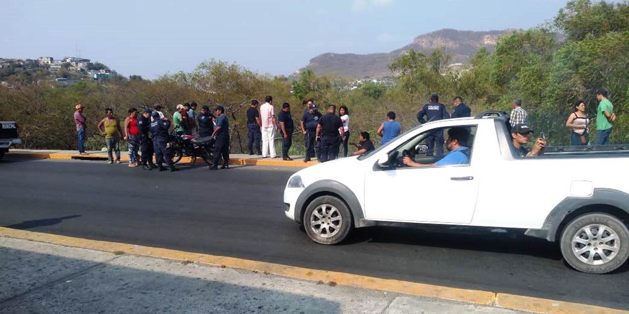 Choque entre motociclistas deja tres lesionados | El Imparcial de Oaxaca