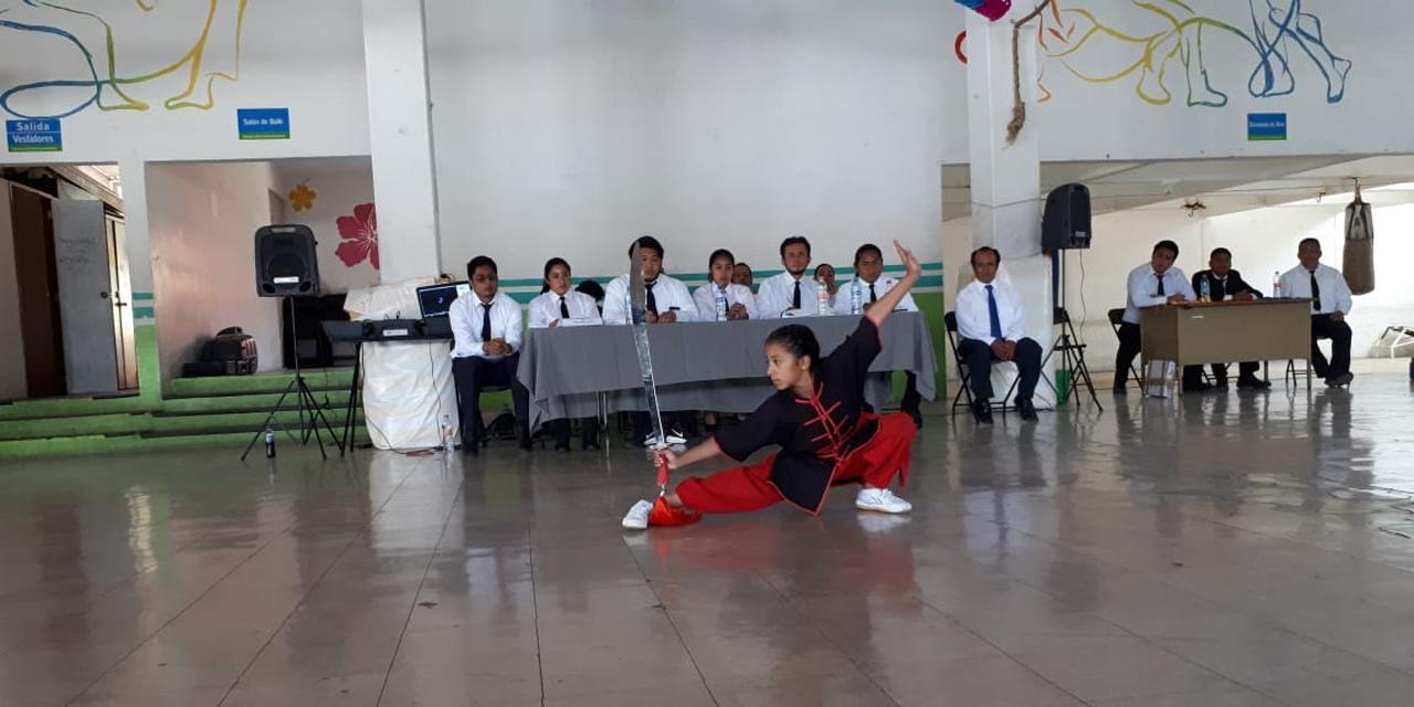 Concluye la capacitación en Artes Marciales   El Imparcial de Oaxaca
