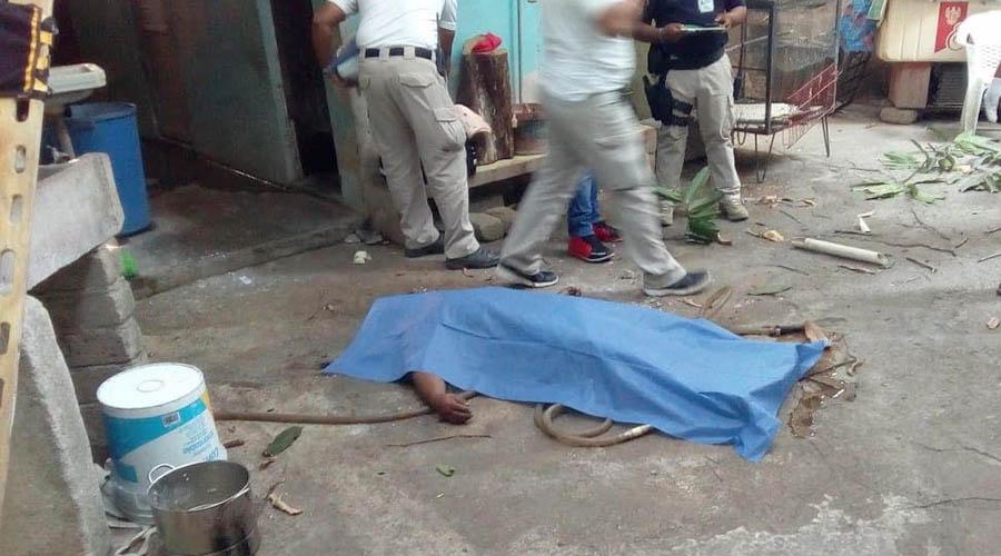 Investigan mortal caída de costeño | El Imparcial de Oaxaca