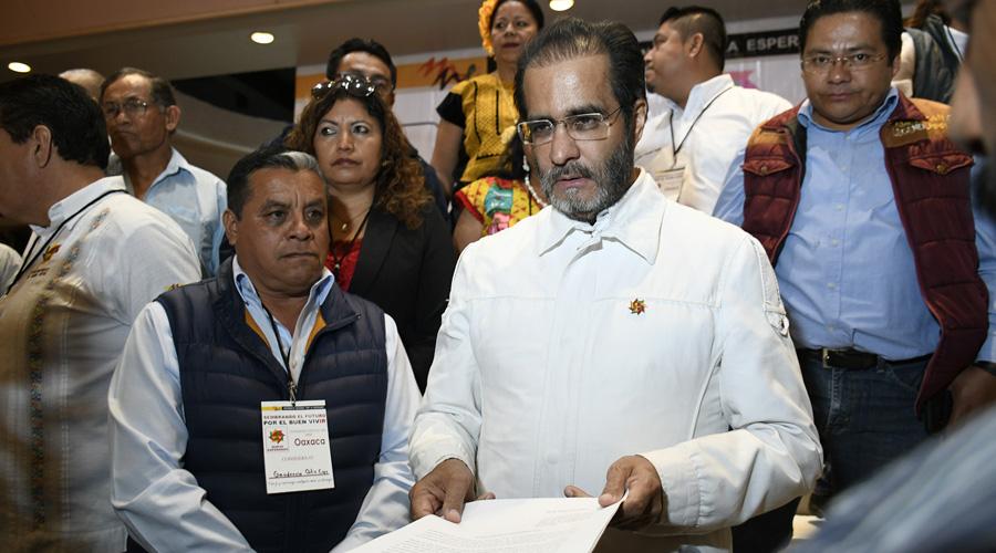 Justifica Bejarano  errores de AMLO | El Imparcial de Oaxaca
