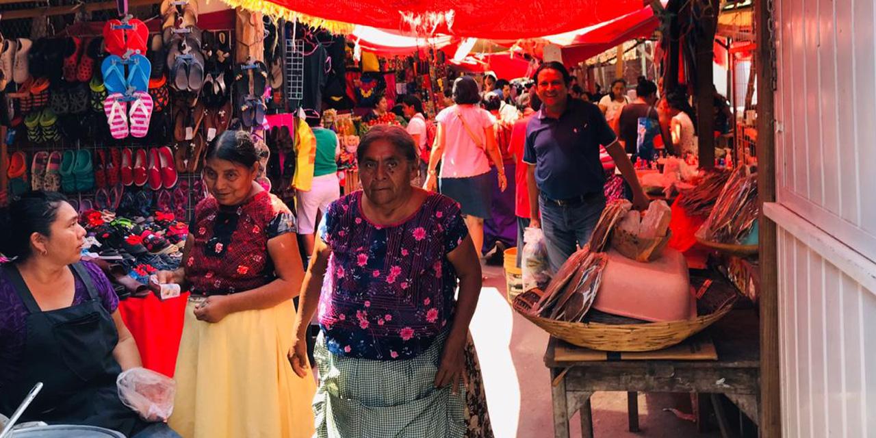 En Juchitán no hay matriarcado, solo hay mujeres trabajadoras