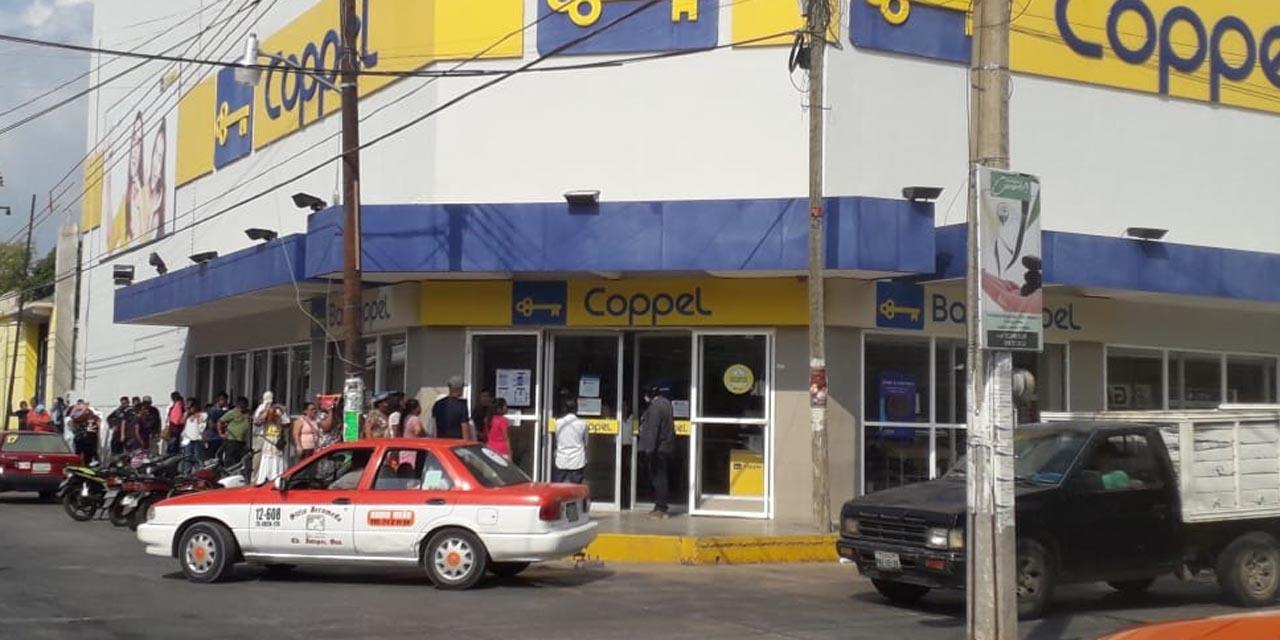 Empresarios no acatan las medidas sanitarias en Ciudad Ixtepec | El Imparcial de Oaxaca