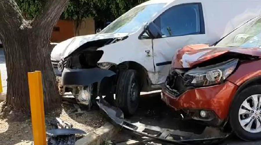 Se estampan vehículos | El Imparcial de Oaxaca