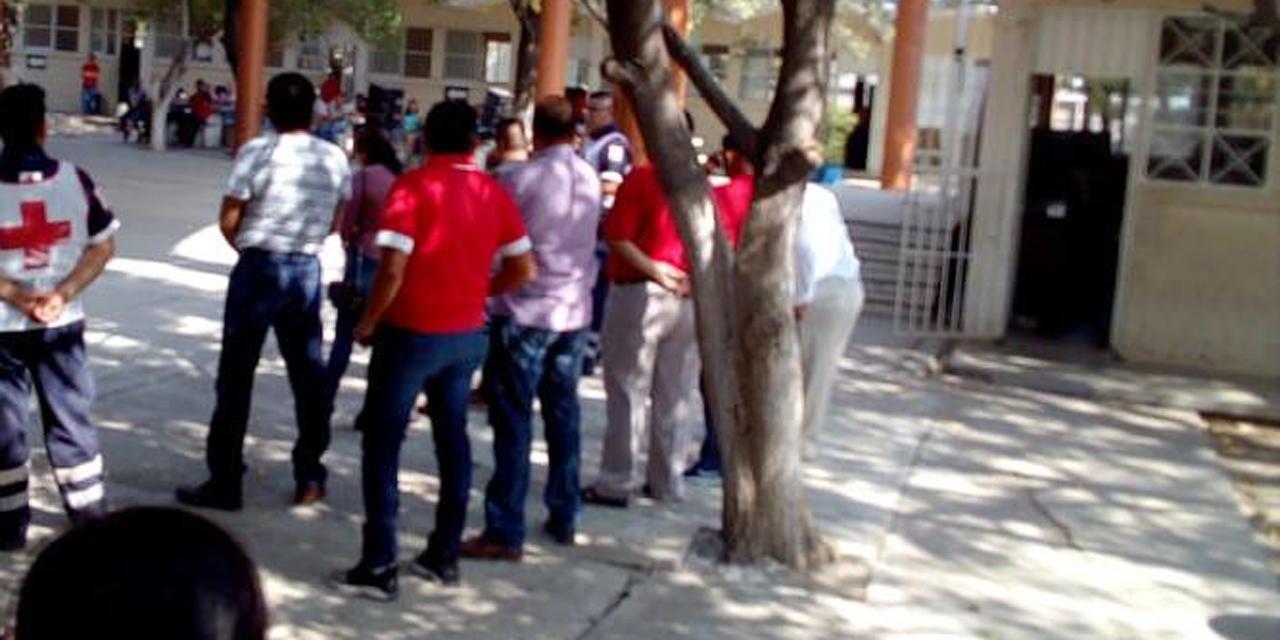 Suspenden clases en Tehuantepec | El Imparcial de Oaxaca