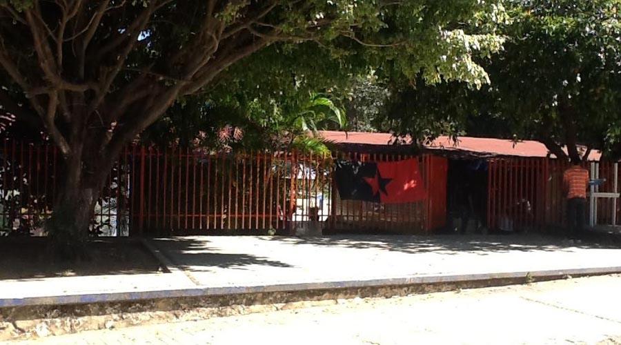 Paro de labores en Normal de San Juan Cacahuatepec, Oaxaca | El Imparcial de Oaxaca