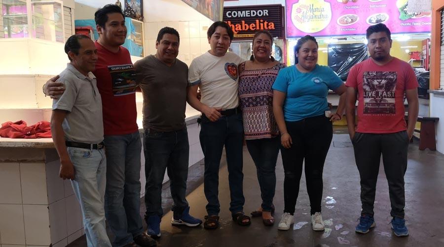 Realizan locatarios limpieza en el Mercado 20 de Noviembre | El Imparcial de Oaxaca