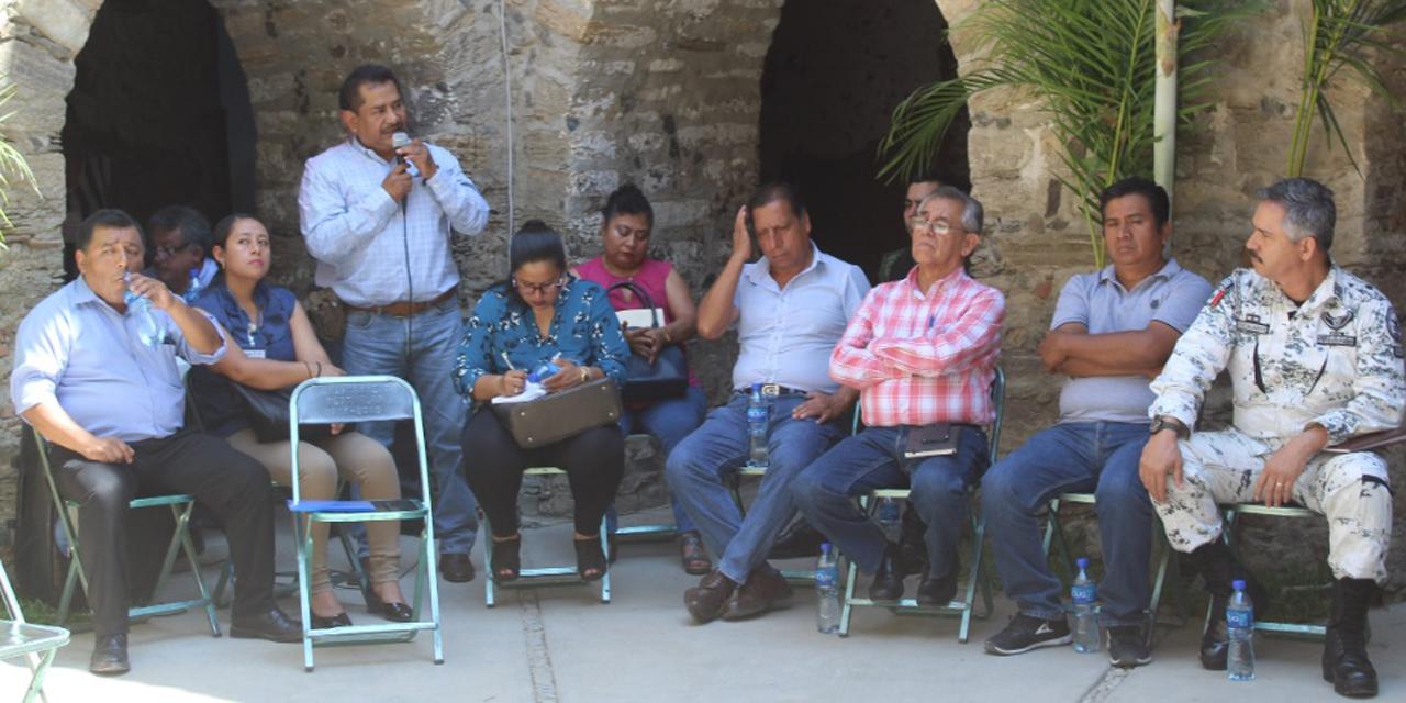 Se unen municipios de la Cañada  para enfrentar al coronavirus | El Imparcial de Oaxaca
