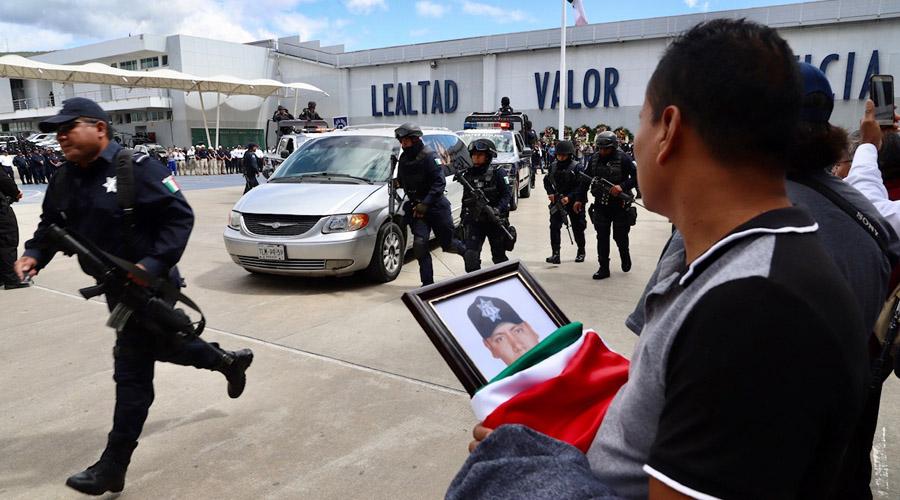 Incumplen mandos horarios de policías en Oaxaca | El Imparcial de Oaxaca