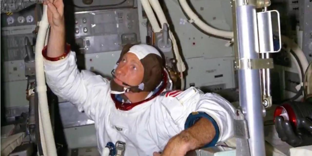 Muere Al Worden el astronauta del Apollo 15, tenía 88 años | El Imparcial de Oaxaca