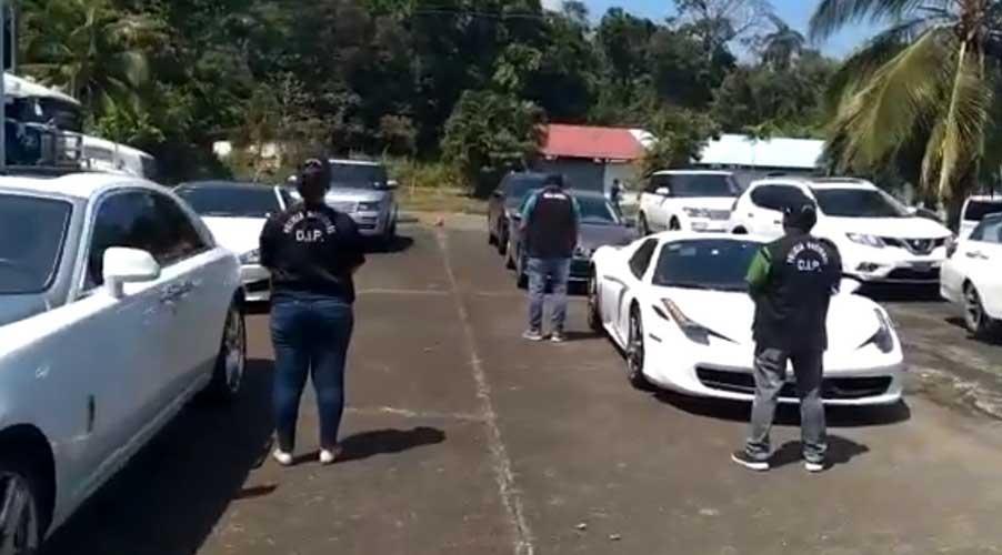 Aseguran vehículos de lujo a mexicano investigado en Panamá   El Imparcial de Oaxaca