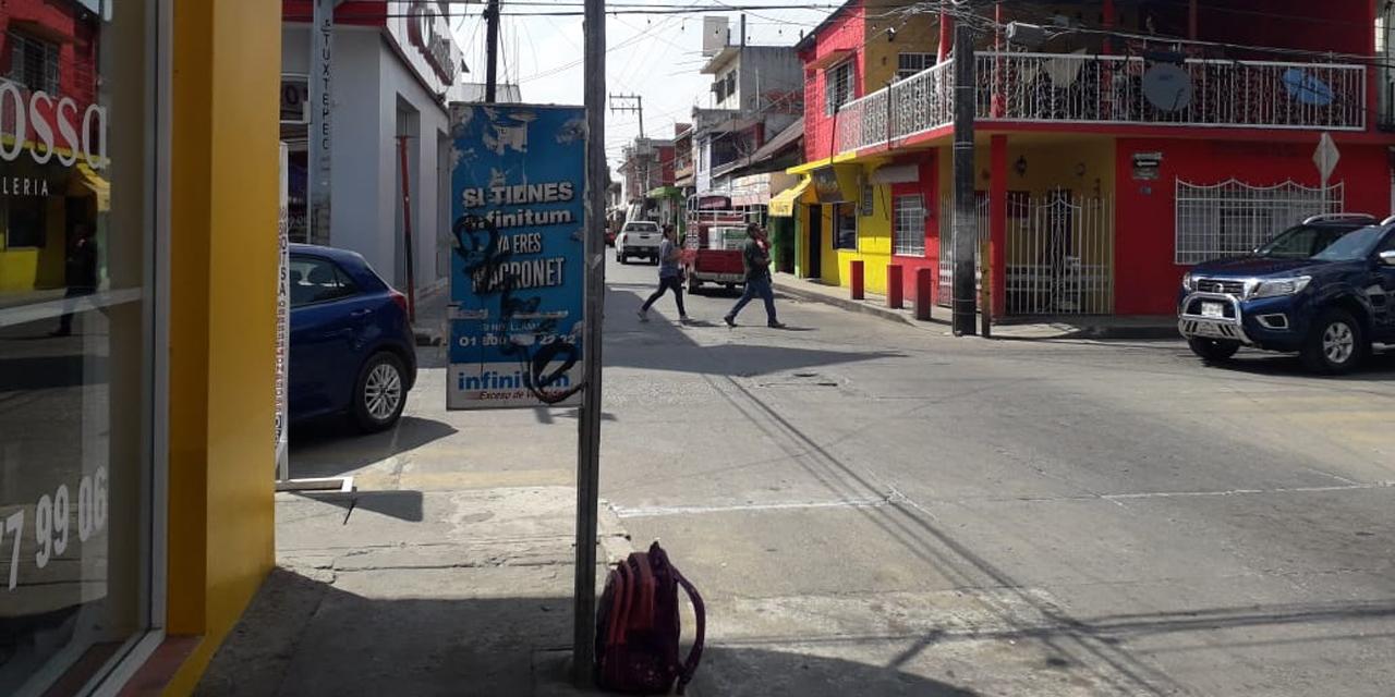 Taxistas de Tuxtepec exigen reseñalización de calles y avenidas   El Imparcial de Oaxaca