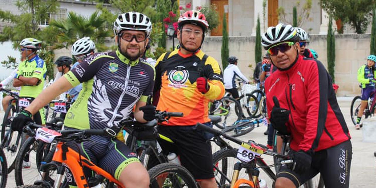 Alistan segundo Maratón de Ciclismo de Montaña en Cerro de la Campana | El Imparcial de Oaxaca