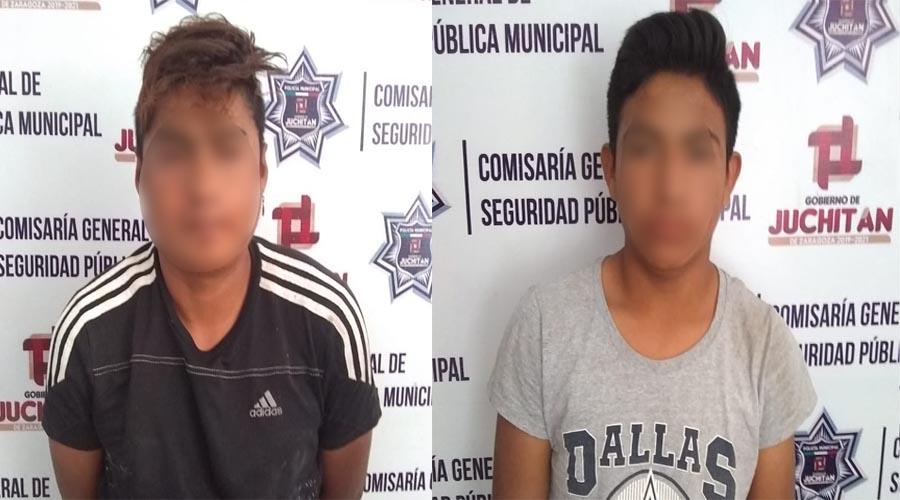 Caen presuntos asaltantes en Juchitán | El Imparcial de Oaxaca
