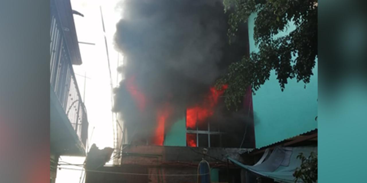 Arde boutique en Miahuatlán | El Imparcial de Oaxaca