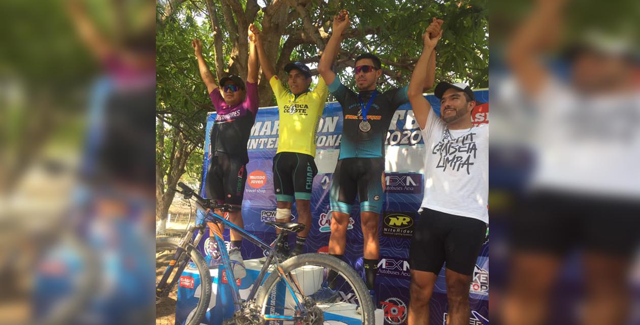 Suben al podium oaxaqueños en Clásica Coyotes | El Imparcial de Oaxaca
