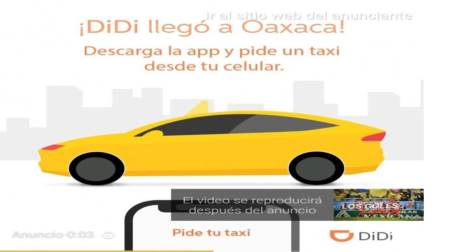 DiDi se adelanta a UBER y Semovi; ya está en Oaxaca | El Imparcial de Oaxaca
