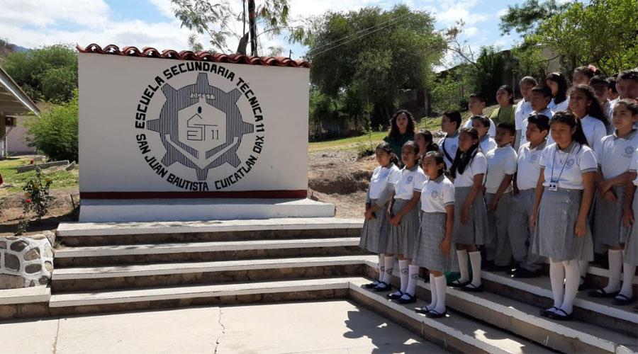 Se acaba el festejo por los 50 años de la EST No.11 en Cuicatlán | El Imparcial de Oaxaca