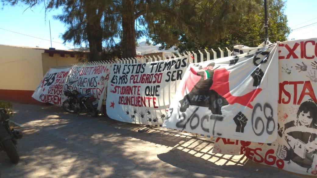 Normalistas suspenden acciones en Huajuapan, Oaxaca   El Imparcial de Oaxaca