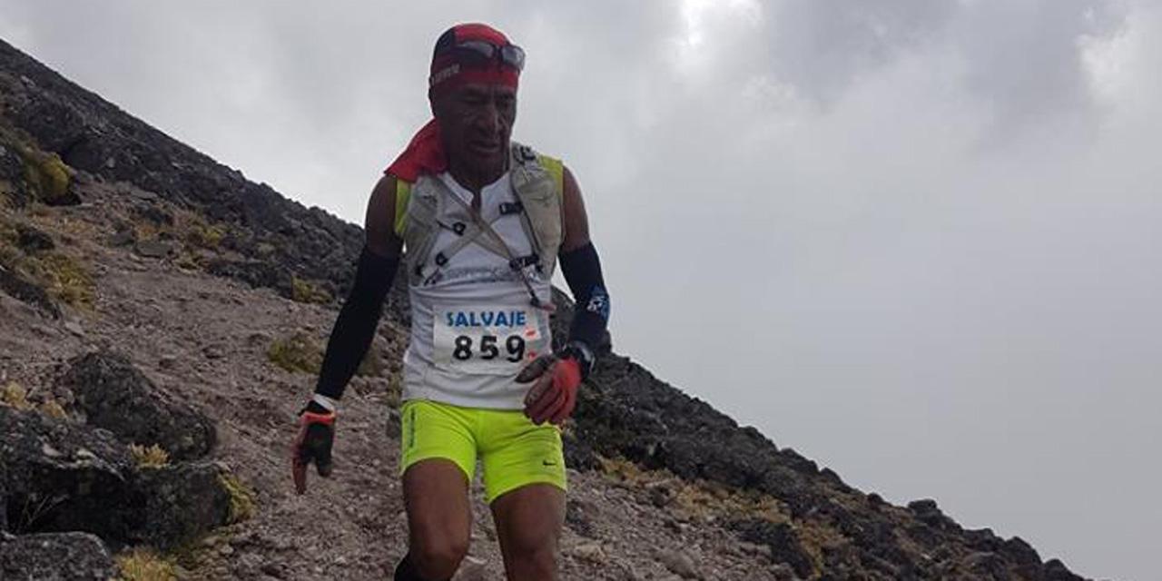 Ultramaratonista oaxaqueño, Tavo Robles, no baja la guardia pese a contingencia   El Imparcial de Oaxaca