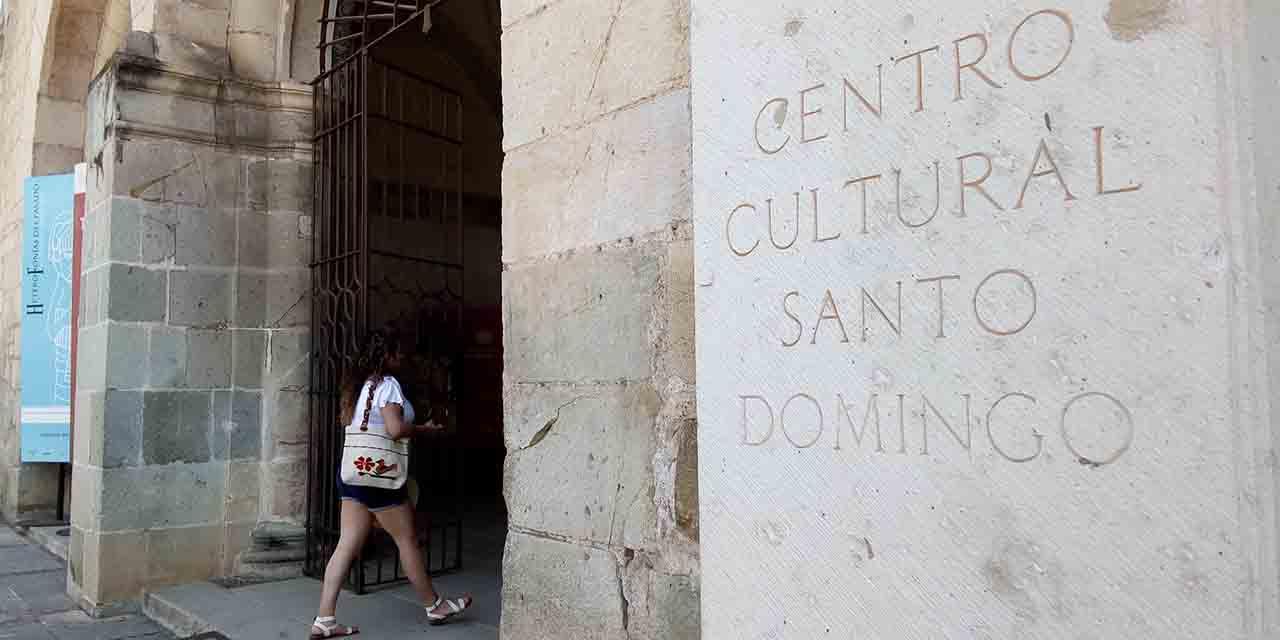 En Oaxaca, amplían cierre de recintos culturales