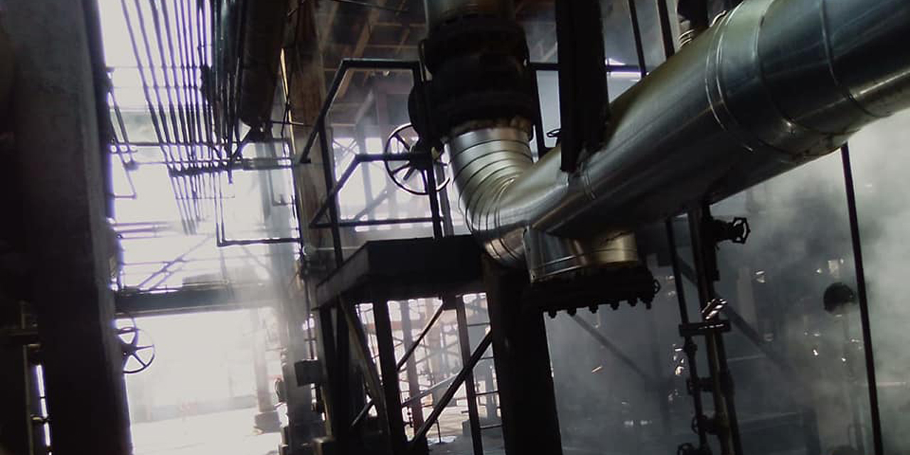 Fumarola en la Refinería provoca pánico en Salina Cruz   El Imparcial de Oaxaca