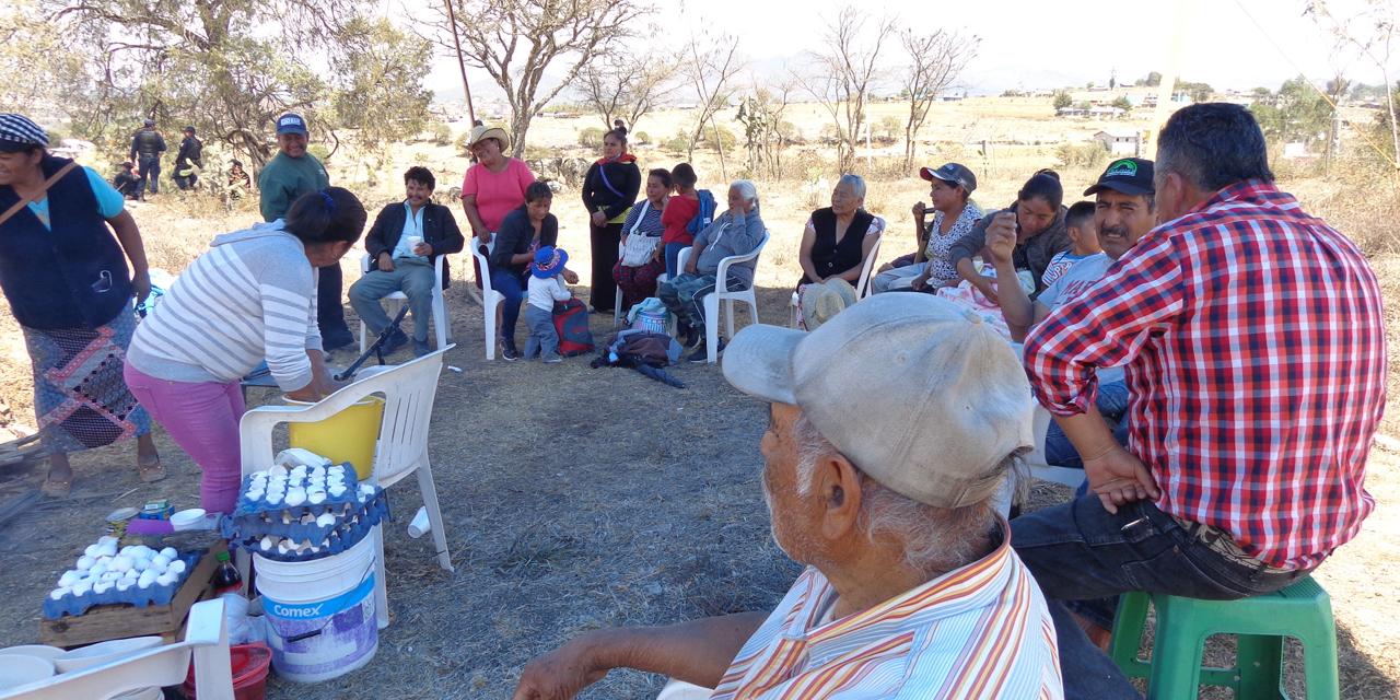 Se disputan tierra por apertura de hospital en Tlaxiaco | El Imparcial de Oaxaca