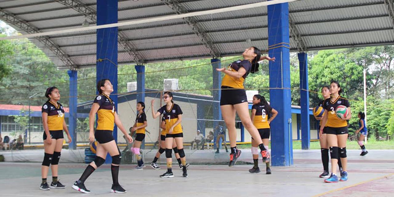 Con boleto a torneo nacional de voleibol | El Imparcial de Oaxaca