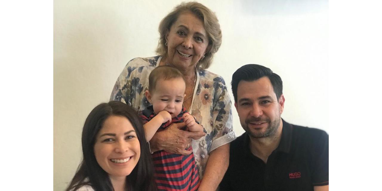 Visita de la familia Audiffred | El Imparcial de Oaxaca