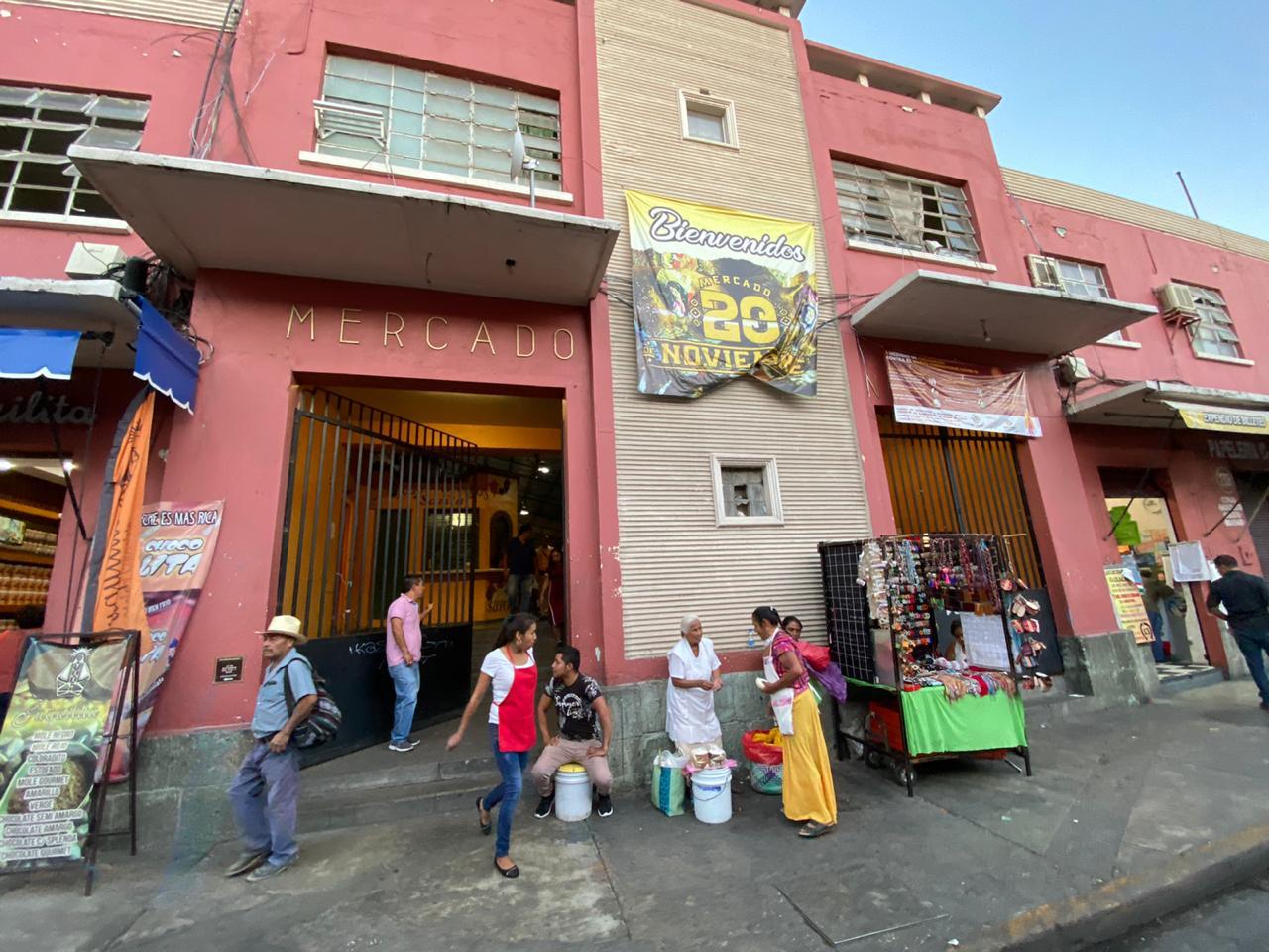Mantienen esperanza locatarios del Mercado 20 de Noviembre | El Imparcial de Oaxaca
