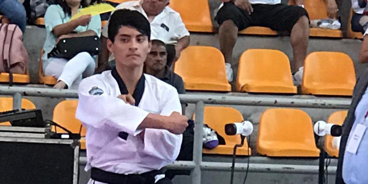Oaxaqueños con boleto al nacional de taekwondo
