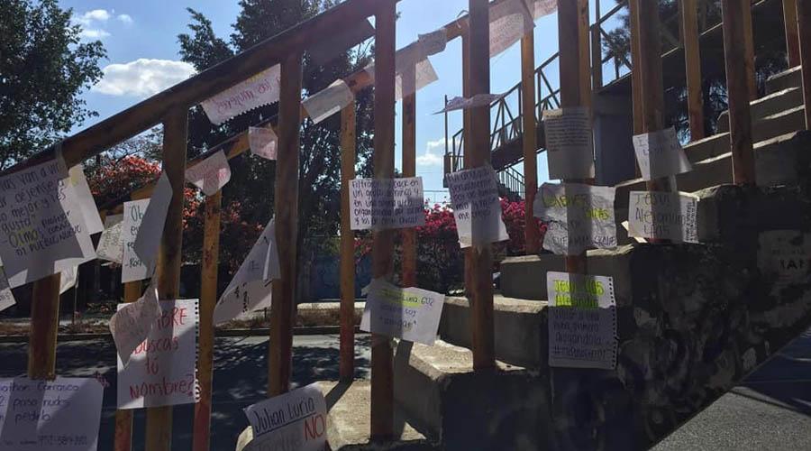 Esperan denuncia de alumnas del Cobao   El Imparcial de Oaxaca