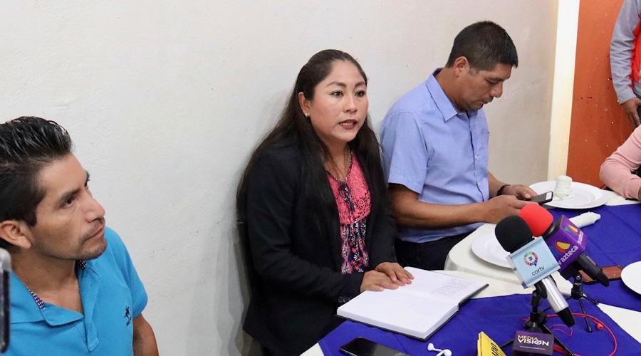 Violencia política, denuncia presidenta de Xanica, Oaxaca, Aída Hernández   El Imparcial de Oaxaca