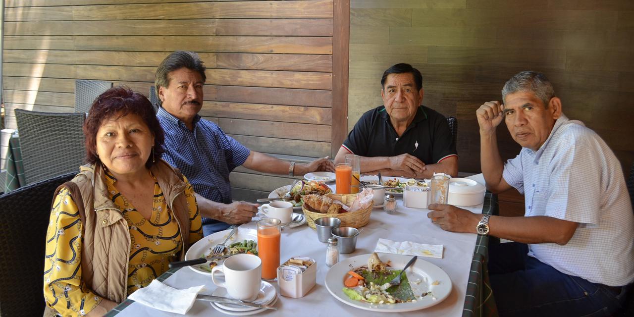 Amigos inseparables | El Imparcial de Oaxaca