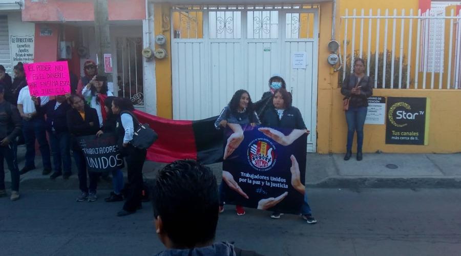 Se lava las manos Antorcha de conflicto en cooperativa | El Imparcial de Oaxaca
